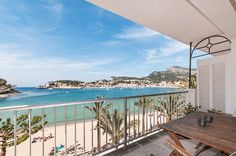 First line apartment in Port de Soller #mallorca #apartment #realestate #PortdeSoller #property