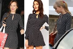 The $35 Polka-Dot Playsuit Everyone in Hollywood is Obsessed With