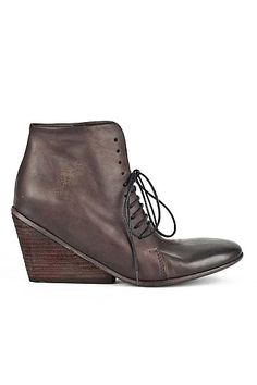 #Marsell - Leather Bootie