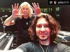 David Bryan and Phil Xenidis - Bon Jovi