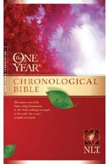 One Year Chronological Bible-NLT