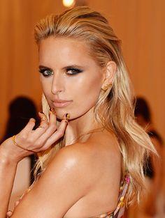 Red-Carpet Beauty: The Best Hair and Makeup Looks From the 2013 Met Gala - Karolina Kurkova http://primped.ninemsn.com.au/galleries/hair-galleries/red-carpet-beauty-the-best-hair-and-makeup-looks-from-the-2013-met-gala?image=29