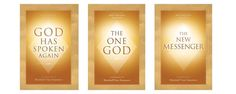 New Message from God - 3 Book Set - New Knowledge Library