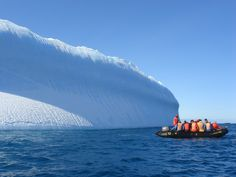 Only way to get up close in Antarctica.