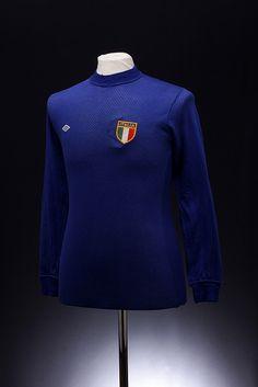 Italy Football Shirt (1970 World Cup)