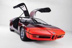 BMW Turbo X1 Concept Car
