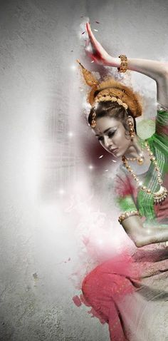 touch the earth - ॐ India ॐ Jannat Haiॐ Mannat Hai ॐ Dance is. Indiana, Indian Classical Dance, Indian Art Paintings, Dance Poses, Dance Photography, Illustrations, Traditional Art, Beautiful Images, Amazing Art