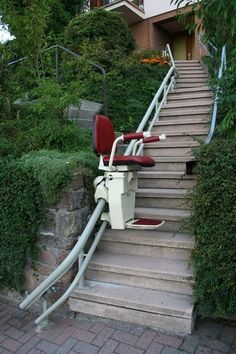 Stair Lift For The Disabled By Garaventa Lift Usa Or Canada Www