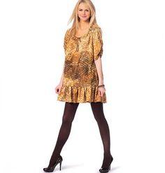 McCalls Misses' Dresses-6-8-10-12-14