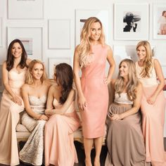 #LaurenConrad Wedding Prep in Full Swing: See the Bridesmaids' Dresses She Designed Herself!