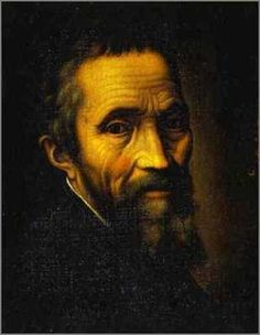 Michelangelo (1475-1564) - He is best known as the sculptor of David and the painter of the ceiling at the Sistine Chapel. He was known for his brusque manner and vile personal hygiene, preferring to throw himself wholesale into his work rather than engage in any kind of social niceties. Although he was relatively wealthy, he had little interest in material things. His contemporaries described him as both bizarre and terrible, all eccentricities which might be explained by autism.