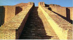 Nanna's Ziguratt in Ur (2113 - 2096 BC)