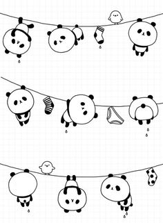 background, super mignon, and panda image Panda Wallpaper Iphone, Cute Panda Wallpaper, Panda Wallpapers, Bear Wallpaper, Cute Disney Wallpaper, Cute Cartoon Wallpapers, Animal Wallpaper, Cute Doodle Art, Doodle Art Drawing