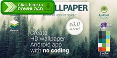 [ThemeForest]Free nulled download HD Wallpaper Android Template App from http://zippyfile.download/f.php?id=45150 Tags: ecommerce, android hd wallpaper, android wallpaper, browse, galleries, gallery, hd image, image, images, live, picture, save, share, slideshow, wallpaper