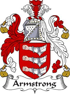 Armstrong Family Crest | The Armstrong Clan Coat of Arms (Family Crest)