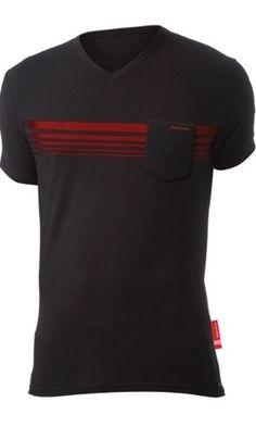 Camiseta masculina da Honda Collection, vendida a R$ 75