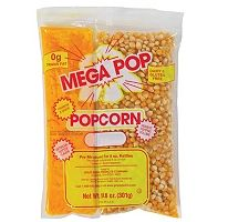 Movie theater pocorn at home!!! We use it with the home carnival popcorn machine