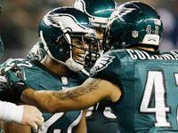 Philadelphia Eagles win NFC East after Kyle Orton's INT