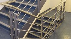 Architectural Metalwork completed at Finsbury Circus