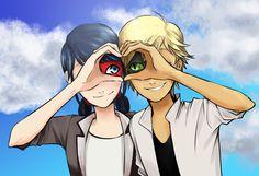 "shinomoriko: "" heart eyes @mermieg """
