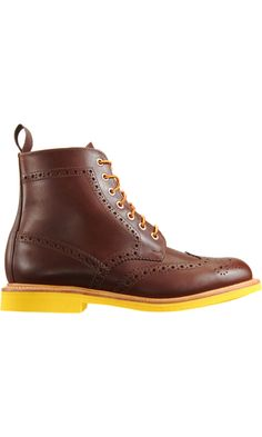 Mark McNairy New Amsterdam Brogue Boot