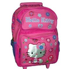a4b8d5059d rolling backpacks for kids Hello Kitty Items