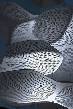 industrial design, manufacturing and computational design Design Elements, Modern Design, Surface Modeling, Parametric Design, Shape And Form, Roof Design, Surface Pattern, Design Reference, Textures Patterns