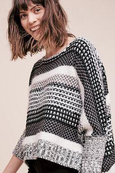 Cropped Novi Pullover