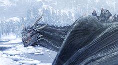 Znalezione obrazy dla zapytania dragon beyond wall gif