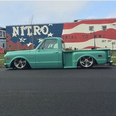 Dropped Trucks, Lowered Trucks, C10 Trucks, Hot Rod Trucks, Mini Trucks, Chevrolet Trucks, Pickup Trucks, Chevy Ssr, 67 72 Chevy Truck