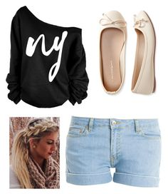"""""""ny"""" by thefuturesawait ❤ liked on Polyvore featuring Paul & Joe and Aéropostale"""