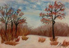 November ArtWorks- Pastell - Aquarell - Oil - Acric - Ink  #fineart #painting #watercolor #art #abstract #illustration #graphicdesign #grafikdesign #malerei #passion #feeling #bild #wanddeko #homedcoration #homedeko #besonderes #unique
