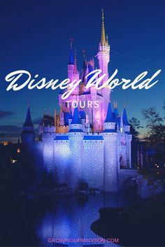A Guide to Disney World Tours, Disney World Tours