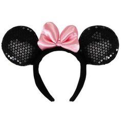 Minnie Ears Headband $12.99