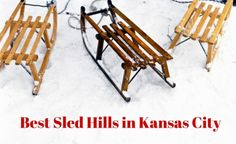 Is there anything more fun in the winter than sledding with the children, then returning home to hot cocoa & popcorn? Enjoy winter fun at one of Kansas City's best sled hills.
