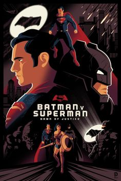 BATMAN v SUPERMAN: DAWN OF JUSTICE - Standard Edition