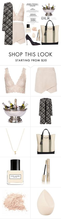"""""""Claire"""" by ragelove ❤ liked on Polyvore featuring Topshop, BCBGMAXAZRIA, Ellen Tracy, Suneera, Yves Saint Laurent, Marc Jacobs, Christian Dior, Casadei, women's clothing and women"""