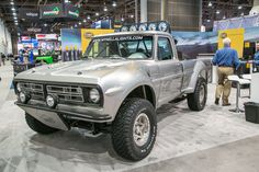SEMA 2015 Coverage: The Most Mind Blowing And Diverse Group Of Trucks We Have Ever Posted