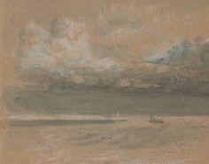 Joseph Mallord William Turner 'At Brighton', 1829 © Herbert F. Johnson Museum of Art, Cornell University; Gift of Mr. and Mrs. William Gilmore 94.023
