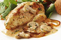 Creamy Barbecue Chicken
