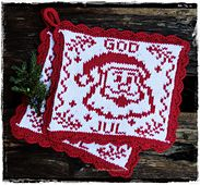 Julenissegryteklut pattern by Jorunn Jakobsen Pedersen Shrug Knitting Pattern, Mittens Pattern, Sweater Knitting Patterns, Knitting Yarn, Crochet Patterns, Drops Design, Crochet Hat Tutorial, Crochet Sloth, Swedish Christmas