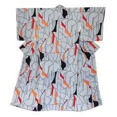 art decó kimonos