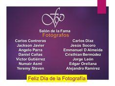 Hoy 19 de agosto se celebra el día mundial de la fotografía y por supuesto de los fotógrafos.  Este día se celebra en homenaje al fotógrafo francés #LouisDaguerre y a todas aquellas personas que aman y se dedican a este arte.  Por eso de parte de la familia #FotoPoseVenezuela queremos felicitar a los maravillosos artistas que gracias a su trabajo enaltecen aún más nuestro mundo de la moda y congelan los momentos más especiales de nuestra vida.  Y por supuesto felicidades especiales a…