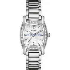 Bulova Orologio donna con diamanti Diamond http://www.gioiellivarlotta.it/product.php?id_product=25