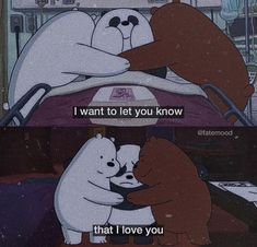 """Tag that special person below 💖"" We Bare Bears Wallpapers, Panda Wallpapers, Cute Wallpapers, Cartoon Edits, Cartoon Quotes, Cute Cartoon, Bear Cartoon, Ice Bear We Bare Bears, We Bear"