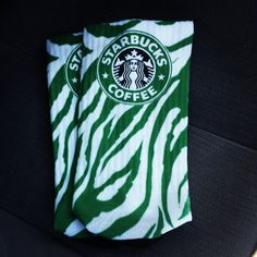 Starbucks 2.0 Custom Nike Elite Crew Socks  limited by IconicCases, $24.99.... To cool :)