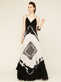 Maxi Dress by Young Fabulous  Broke