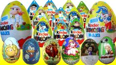 20 Kinder Surprise eggs Limited edition Easter eggs Mickey Mouse Disney ... funny,  minecraft, full movie, a, video, wwe, iron man, princess, winx club, toy story, planes, aladdin, winnie the pooh, cars 2 Surprise, lego, maevel, marvel, peppa pig, spongebob, mickey mouse club house Surprise, minnie mouse, my little pony, Kinder Surprise Eggs, Surprise Eggs, Hello, Mickey, spiderman, Surprise