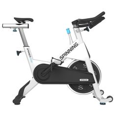 Precor Spinner® Ride Indoor Cycle (Poly-V Drive System) | Leisure Fitness - The Equipment Store