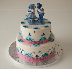 traditional Dutch wedding cake